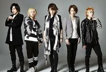 Alice Nine / A9 / Credits to respective owners for all images/gifs :3