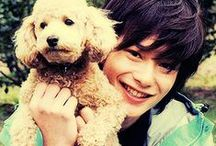 Okada Masaki / Credits to respective owners for all images/gifs :3