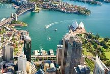 Australia - Cityscape & Townscape / See how beautiful our cities and towns are. #spiritofaustralia, #australia, #australianculture, #cityscape, #townscape