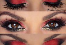 Lady - Makeup / Tips and techniques to apply the perfect makeup. #spiritofaustralia, #australia, #australianculture, #makeup