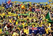 Australia - Sport / Australia is a sport nation. We are so proud of our sports people. #spiritofaustralia, #australia, #australianculture, #australiansports