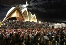 Australia - Festivals & Events / Australia hosts numerous music and cultural festivals throughout the year. We will put a spotlight on annual talent rosters and special events on this page.  #spiritofaustralia, #australia, #australianculture, #australianfestivals, #australianevents