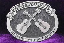 Australia - Tamworth, NSW / 2340, The City of Lights, Australia's Country Music Capital. #spiritofaustralia, #australia, #australianculture, #Tamworth, #NSW