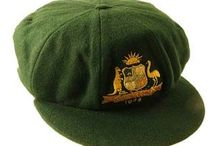 Australia - Cricket, Our National Game / Cricket - The Game, The Players & The Tools. #australia, #cricket, #spiritofaustralia, #sport