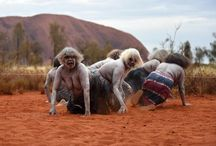 Australia - Uluru & Mututjulu / The infamous rock and traditional owners