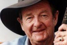 Australia - The King of Country Music / The legend of Australian Bushballad Music, Slim Dusty AO, MBE
