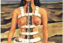 Frida's Art / Frida Kahlo my favourite personality and artist. #frida, #art