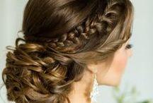 Makes e Penteados Simples / Maquiagens e penteados simples para eventos e casamento.