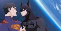 Batman & Superman | SuperBat / OTP: Batman & Superman