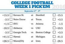 College Football Pick'em / College Football