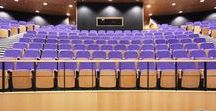 Auditorium Seating / A prestigious range of seating providing a unique blend of style, comfort and longevity