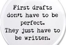 Writing / by Cheryll Tucker Putt