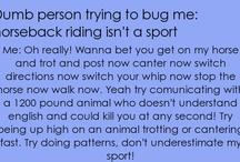 Horse Quotes / by Sydney Morgan
