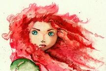 ♥ The Art I Love ♥ / Animation, the Art I love