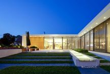 Houses / modern housing  architecture