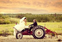 Country Wedding <3 / by Sydney Morgan