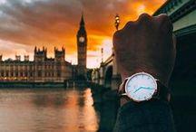 Daniel Wellington Watches / The Classic, Classy, Dapper & Grace Collections