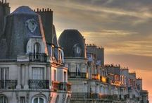 Paris  / j'adore / by lucy cooper