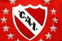 Club Atletico Independiente de Avellaneda Argentina Football Team / Independiente is considered one of Argentina's Big Five football clubs. was officially founded on 1 January 1905, national league titles in the country 16. In international club football competitions holds 16 titles, with a record 7 Copa Libertadores wins, . three times the Copa Interamericana, 2 Supercopa Sudamericana, 1 Recopa Sudamericana, 2 Intercontinental Cup (1973 and 1984), and 1 Copa Sudamericana in 2010  / by Richard Black