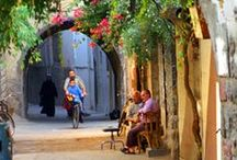 Damascus / The old city in all its glory. May you live long and strong.