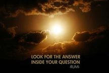 Rumi / Knowledge and Wisdom