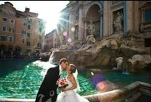 Wedding in Roma / Wedding in eternal city of Roma, Italy and its´ surroundings