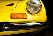 Cars & Trucks, Designs, Style, Shape, Emblems & Ornaments, Dash, Interior. / Diseños en los Modelos Clásicos  / by Richard Black
