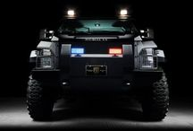 Zombie Trucks / Truck you would like to drive in a Zombie Apocalypse