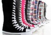 Fashionable Feet  / A Whole Lot Of Shoes / by Bounce and Rebound