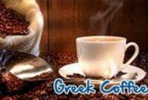 Greek Coffee / Selected coffee varieties