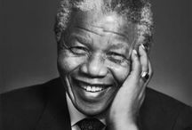 Nelson Mandela / A reminder that we should never forget how the Almighty blessed us with a wonderful leader.