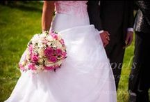 Wedding Bouquets and Flowers / Do you know the flowers by name? Inspire yourself for your wedding bouquet.