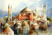 Istanbul / by KARA KEDI