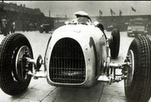 Racing Cars Legends 1900 - 1950 / by Richard Black