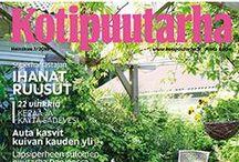 Kotipuutarha-lehti / Kotipuutarha-lehden kansikuvat ja sisällöt tammikuusta 2015 alkaen.