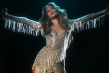 Jennifer Lopez / Jennifer Lopez has it all. She's an actress, a clothing designer and a singer. Forbes even ranked her as the most powerful entertainer on the planet.