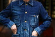 Menswear | Street Style / Menswear- tailored to street  / by Andrew Mallett