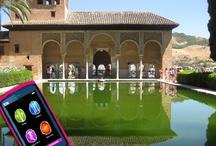 Audioguía Navegador Turístico GPS #Granada