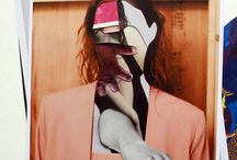Cherelle Sappleton / Mix Media Collage