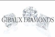 Giraux Diamonds / Choose a shimmering addition to your jewelry box, or a new center stone for your favorite ring.