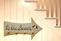Beach decor / Sabemos que para nuestros clientes es importante tener la casa bien decorada. Como embajadores de Menorca y amantes de las playas, nos apasiona la decoración marinera.