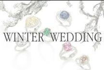 Winter Wedding / Planning a winter wedding? Ideas for a winter wedding!