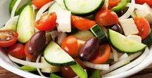 Spur's Crisp Salads / Served with vinaigrette, Caesar dressing, balsamic vinegar and olive oil.