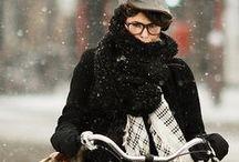 women on bicycles / favorites