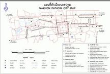 Provinces and City's of Thailand / Maps and other info of the Cities and Provinces of Thailand. More info about Koh Samui and Thailand at; http://www.islandinfokohsamui.com/ / by Island Info Samui