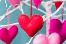 SAINT-VALENTIN / DIY de Saint Valentin
