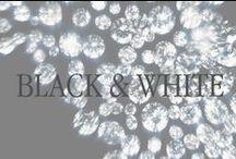 Black & White Soiree / Plan the perfect Black Tie Event