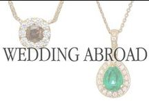 Tie the Knot Abroad / Charming European Wedding Influences