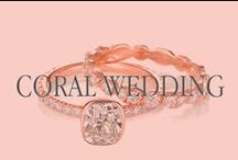 Coral Blush Wedding