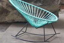mecedoras/rocking chairs